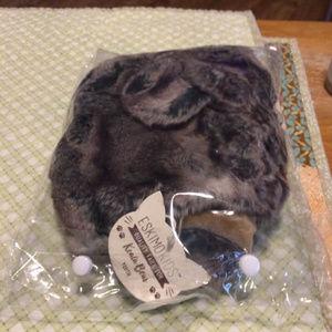 Eskimo Kids Koala Bear Faux Fur Hat